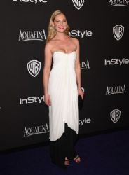 Katherine Heigl: InStyle And Warner Bros. Golden Globes 2015 Party