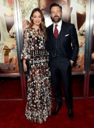 Olivia Wilde and Jason Sudeikis : 'Race' New York Screening