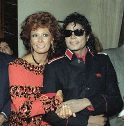 The Queen of Stars & the King of Pop