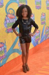 Skai Jackson: Nickelodeon's 27th Annual Kids' Choice Awards - Arrivals