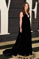 Keira Knightley: 2015 Vanity Fair Oscar Party