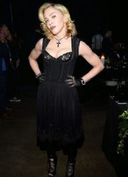 Madonna wears Givenchy - The Keep A Child Alive Black Ball 2014