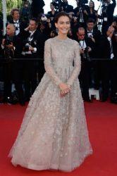 Saadet Aksoy - 'La Venus A La Fourrure' Premiere - The 66th Annual Cannes Film Festival