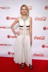 Naomi Watts in Miu Miu : 2017 CinemaCon Big Screen Achievement Awards
