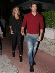 William Levy and Elizabeth Gutierrez: Miami night