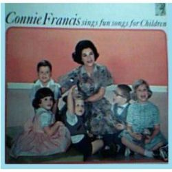 Connie Francis Sings Fun Songs for Children