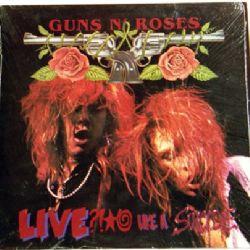 Live! Like A Suicide