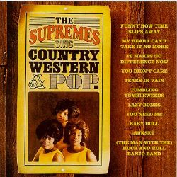 The Supremes Sing Country, Western & Pop