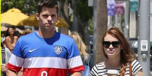 Max Carver and Holland Roden