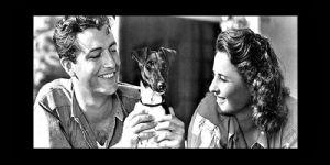 Barbara Stanwyck and Robert Taylor