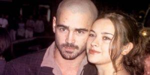 Amelia Warner and Colin Farrell