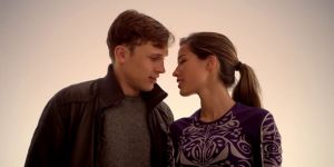 Kelsey Chow and William Moseley