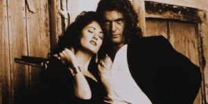Salma Hayek and Antonio Banderas