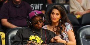 Lil' Wayne and Dhea Sodano