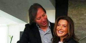 Carolina Arregui and Roy Sothers