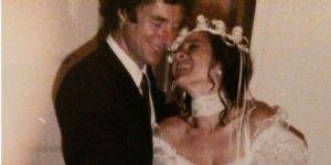 Meredith Vieira and Richard M. Cohen