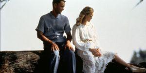 Tom Hanks and Robin Wright