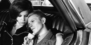 Bowie david dated