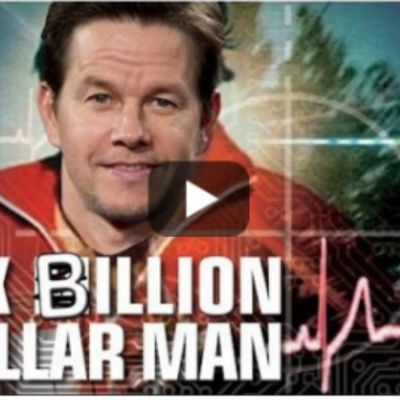 The Six Billion Dollar Man
