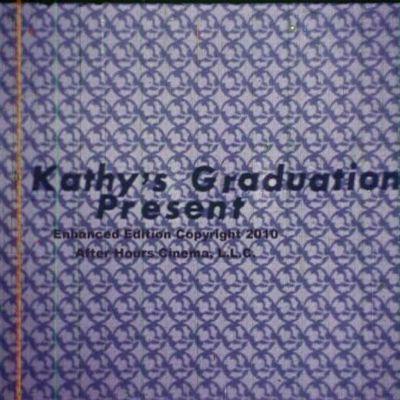 Kathy's Graduation Present