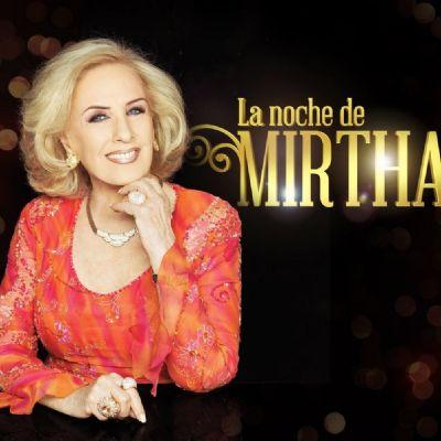 La noche de Mirtha