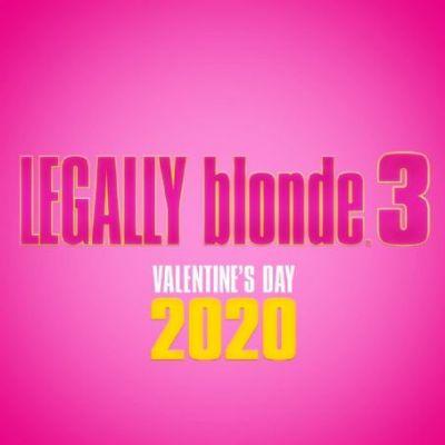 Legally Blonde 3