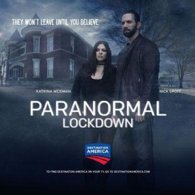 Paranormal Lockdown