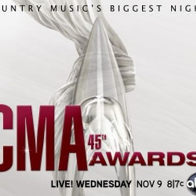 The 45th Annual CMA Awards