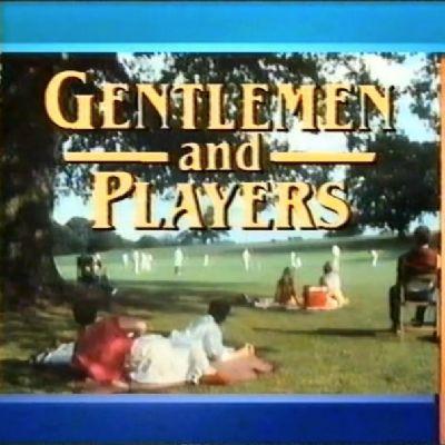 Gentlemen and Players