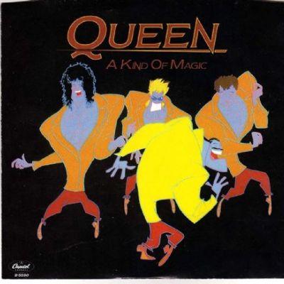 Queen: A Kind of Magic