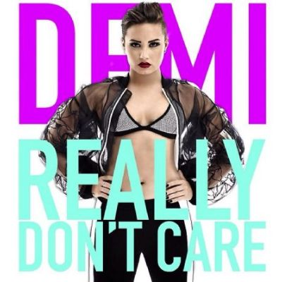 Demi Lovato Feat. Cher Lloyd: Really Don't Care