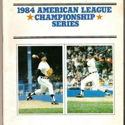 1984 American League Championship Series