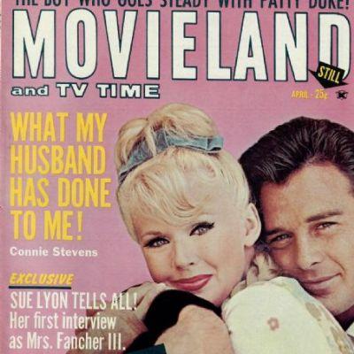 Movieland Magazine [United States] (April 1964)