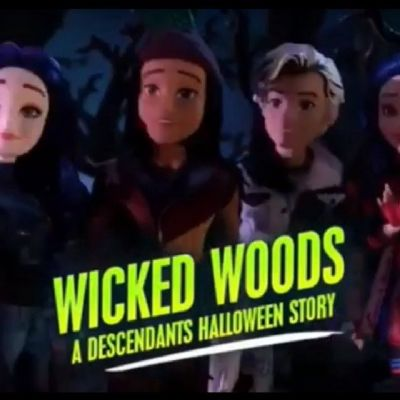 Wicked Woods: A Descendants Halloween Story