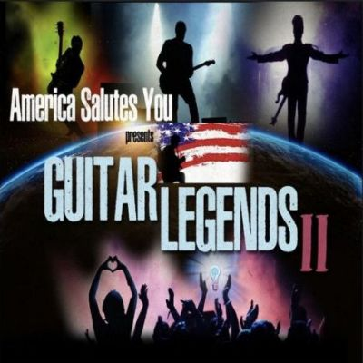 America Salutes You: Guitar Legends II