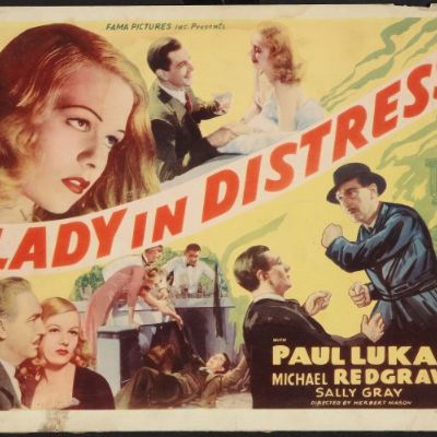Lady in Distress