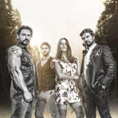 En tierras salvajes (TV Serie