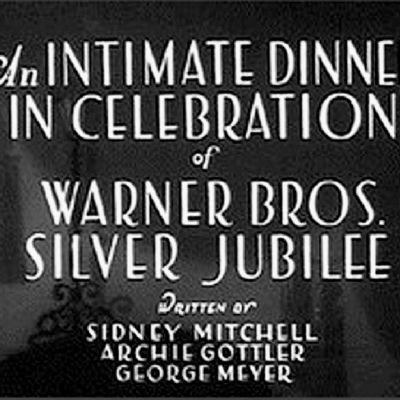 An Intimate Dinner in Celebration of Warner Bros. Silver Jubilee