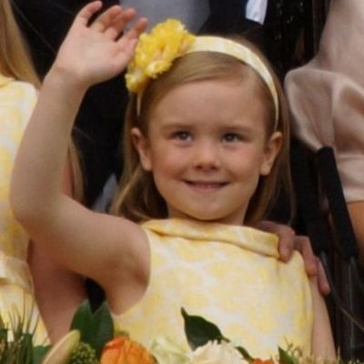 Princess Ariane of the Netherlands