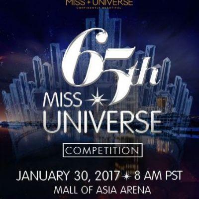 65th Miss Universe