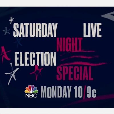 Saturday Night Live Election Special 2020
