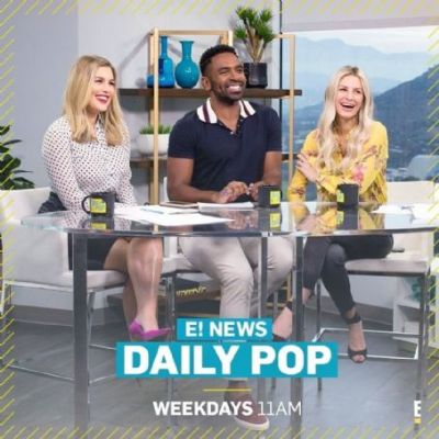 E! News: Daily Pop