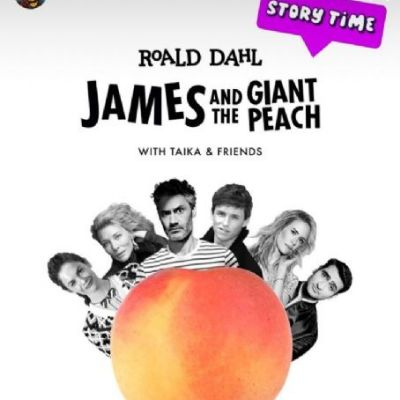 James and the Giant Peach with Taika and Friends