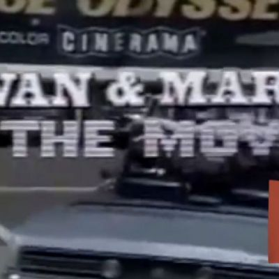 Rowan & Martin at the Movies