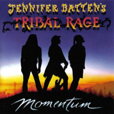 Jennifer Batten's Tribal Rage: Momentum