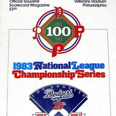1983 National League Championship Series