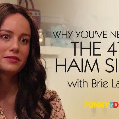 Why You've Never Met the 4th Haim Sister
