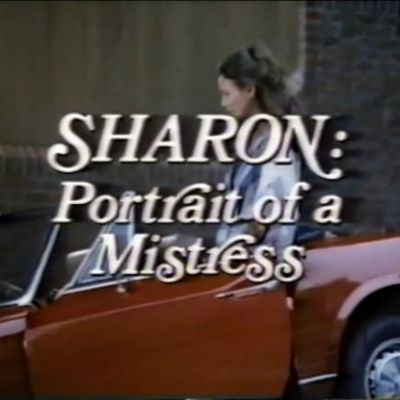 Sharon: Portrait of a Mistress