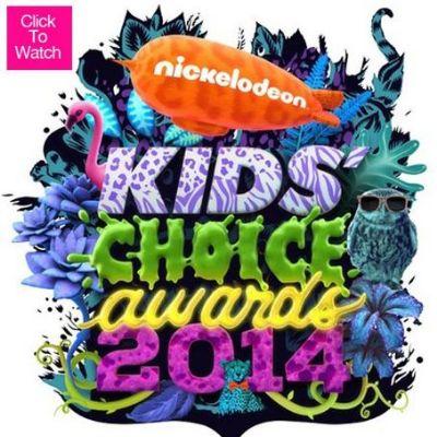 Nickelodeon Kids Choice Awards 2014