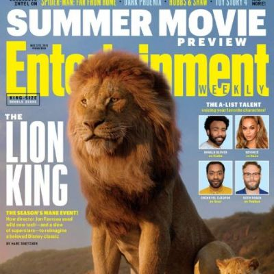 Entertainment Weekly Magazine [United States] (3 May 2019)
